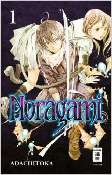 Noragami, Band 1