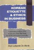 Korean Etiquette and Ethics in Business