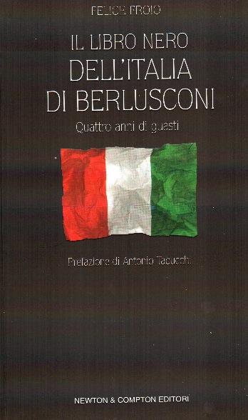 Il libro nero dell'Italia di Berlusconi