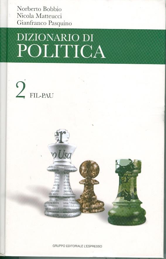 Dizionario di Politica - Vol. 2