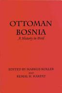 Ottoman Bosnia