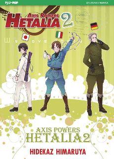 Hetalia Axis Powers vol. 2