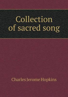 Collection of Sacred Song