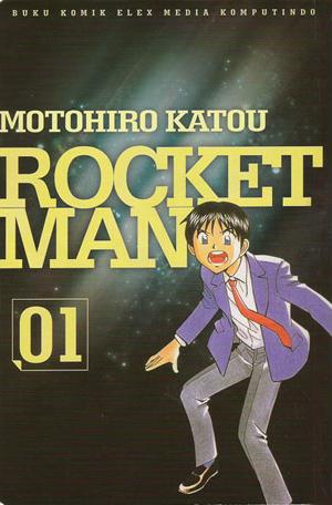 Rocket Man 01