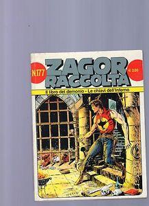Zagor Raccolta n. 177