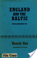England and the Baltic in the Elizabethan Era