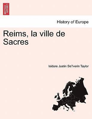 Reims, la ville de Sacres