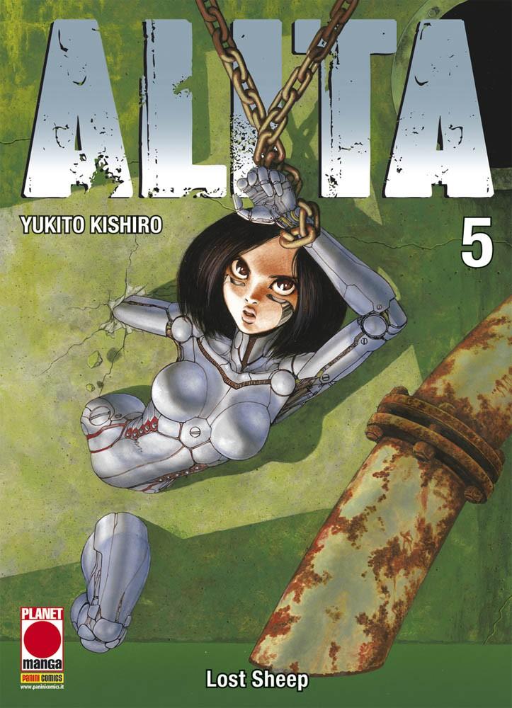 Alita vol. 5
