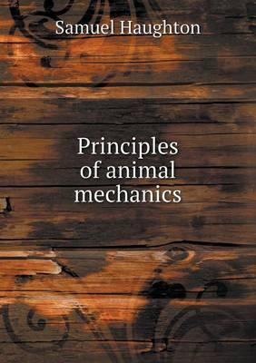 Principles of Animal Mechanics