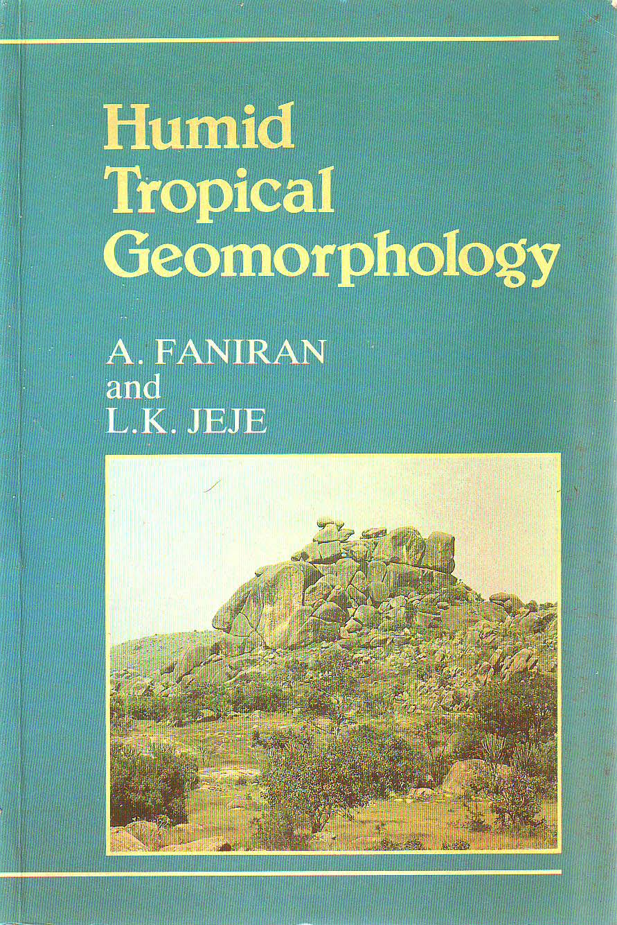Humid Tropical Geomorphology