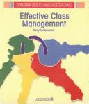 Effective class management