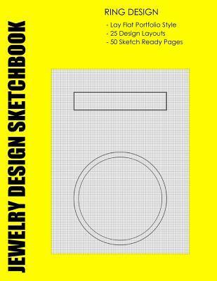Jewelry Design Sketchbook