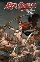 Red Sonja: She-Devil...