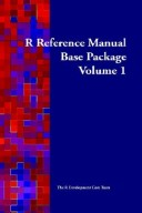 R Reference Manual