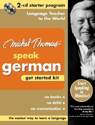 Michel Thomas Speak German Get Started Kit