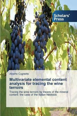 Multivariate elemental content analysis for tracing the wine terroirs