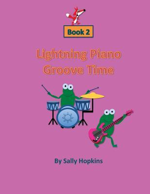 Lightning Piano Groove Time
