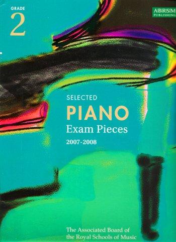 Selected Piano Exam Pieces