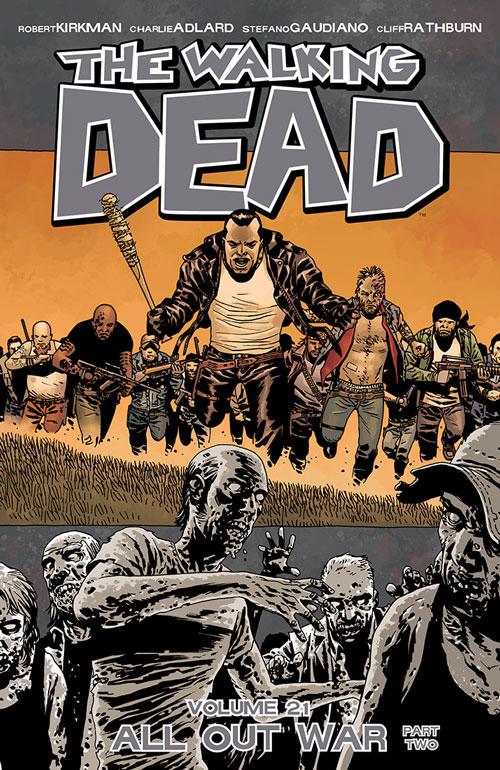 The Walking Dead, Vol. 21