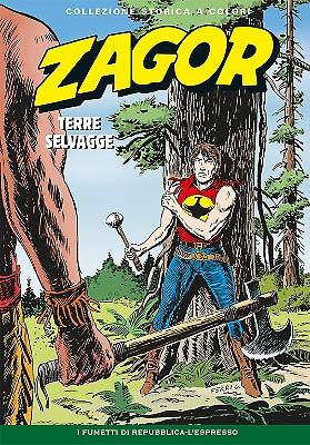 Zagor collezione storica a colori n. 184