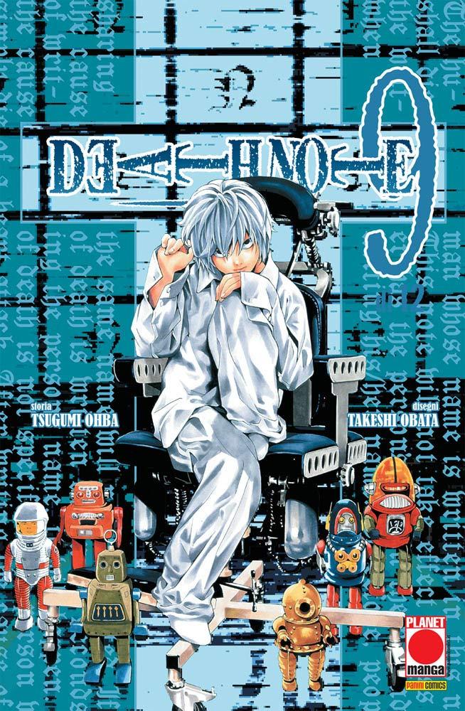 Death Note vol. 9