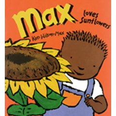 Max Loves Sunflowers