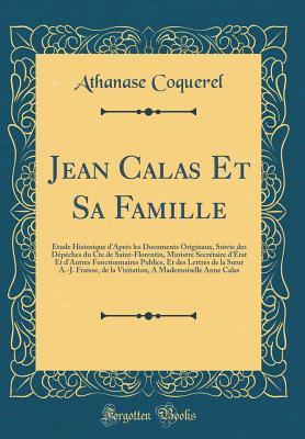 Jean Calas Et Sa Famille