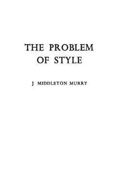 Problem of Style