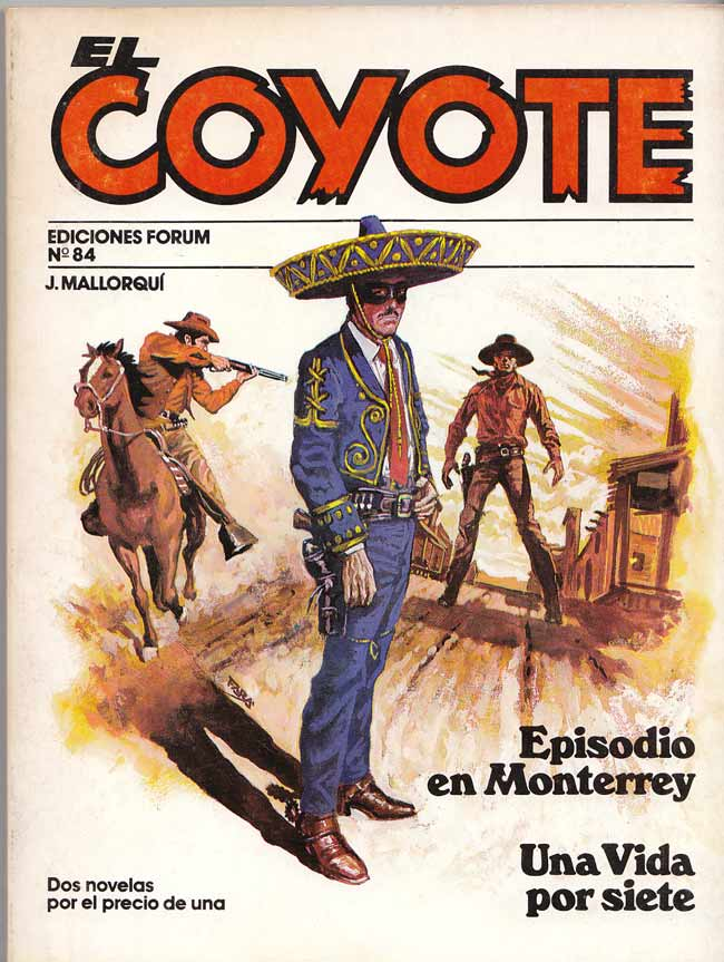 Episodio en Monterrey / Una vida por siete