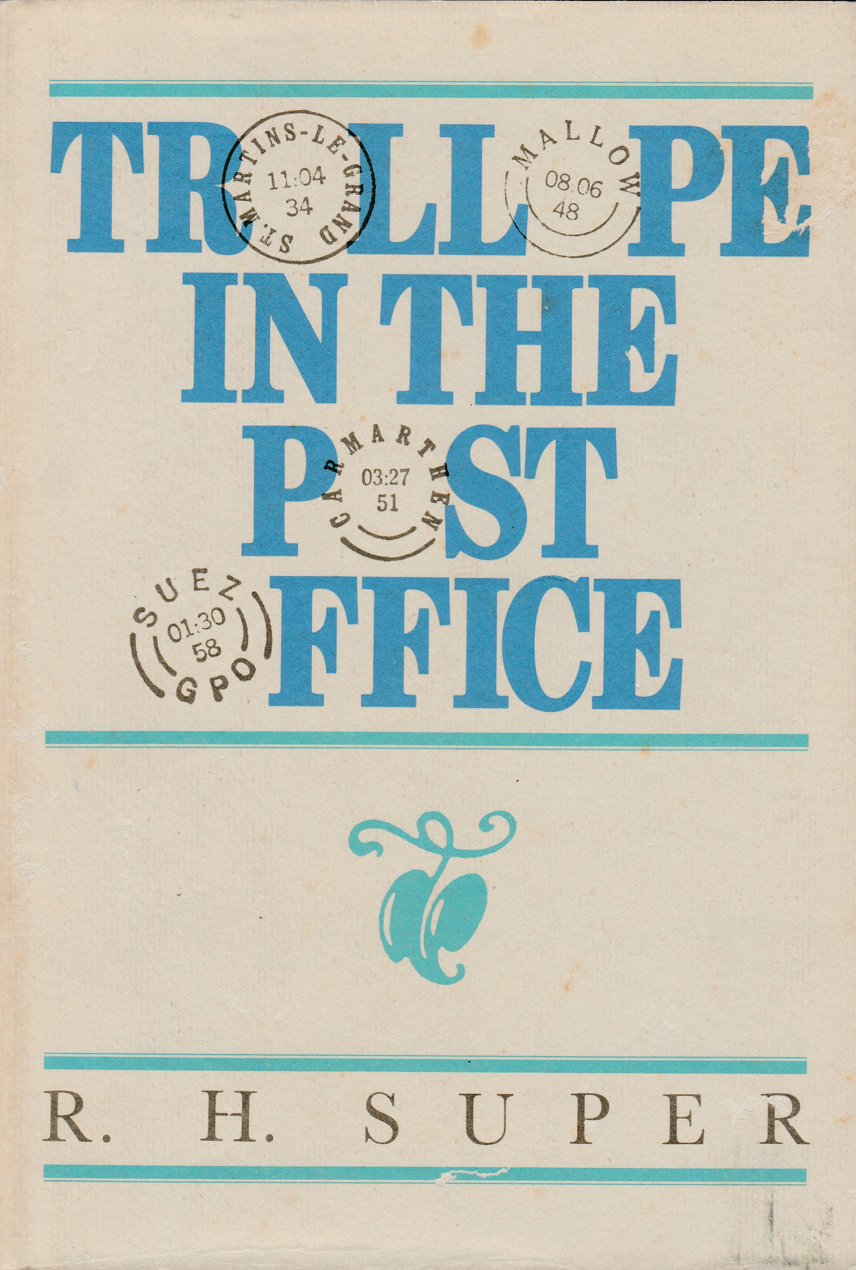 Trollope in the Post Office