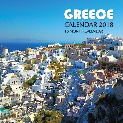 Greece Calendar 2018