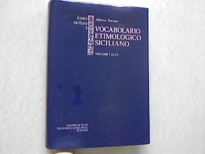 Vocabolario etimolog...
