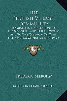 The English Village Community