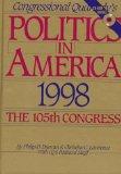 Politics In America 1998 Hardbound Edition W/CD