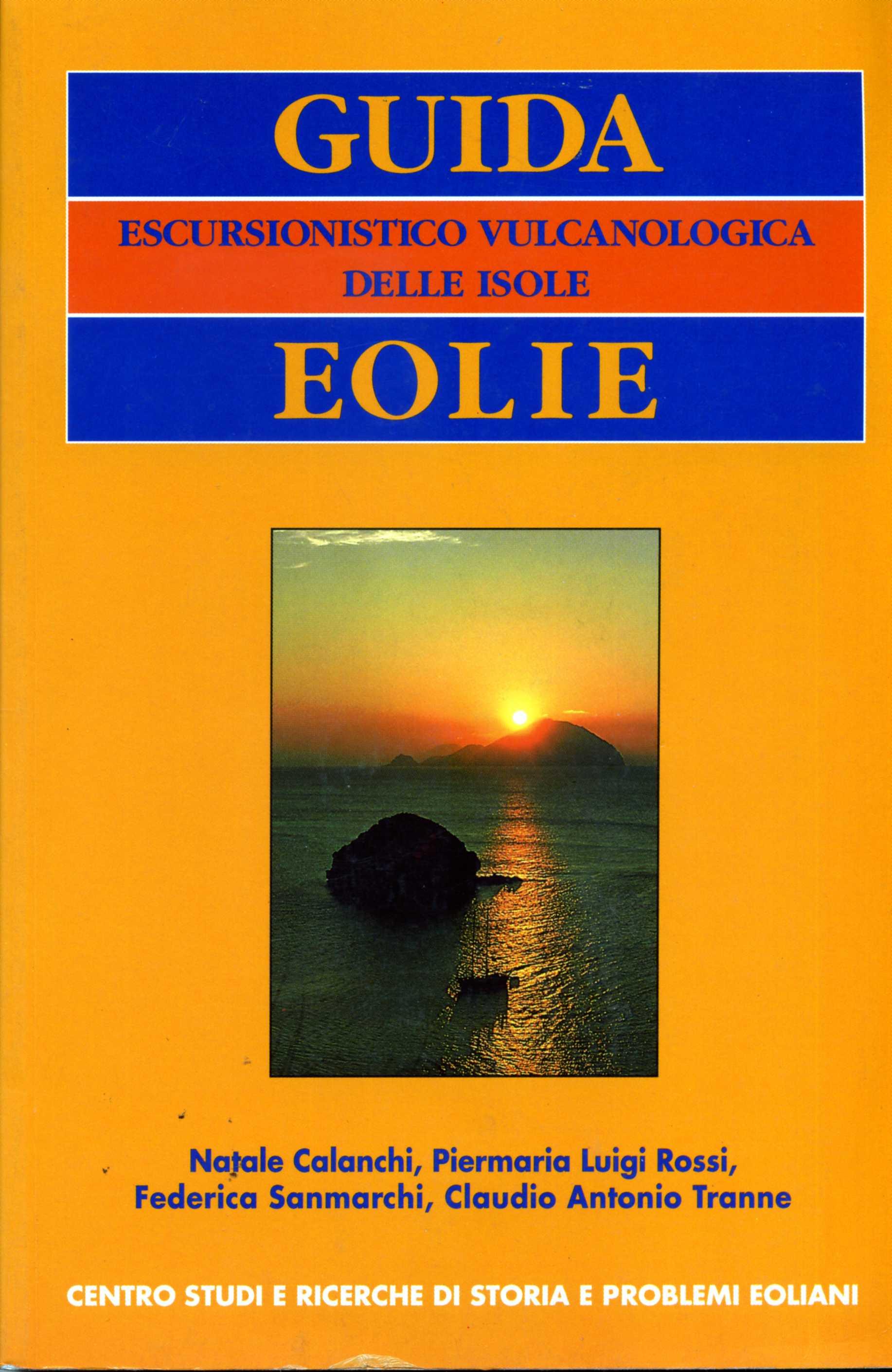 Guida naturalistica alle isole Eolie