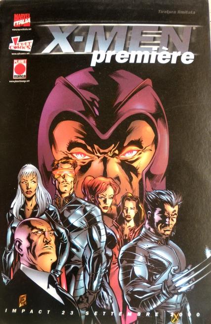 X-Men Première