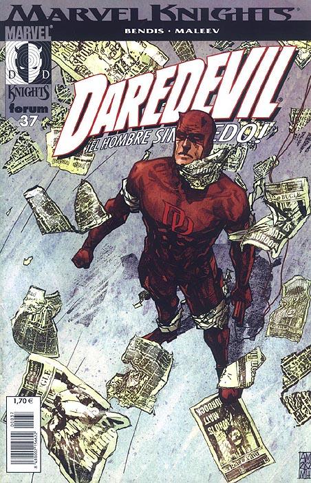 Marvel Knights: Daredevil Vol.1 #37 (de 56)