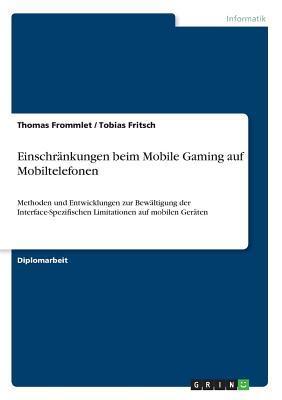 Einschränkungen beim Mobile Gaming auf Mobiltelefonen