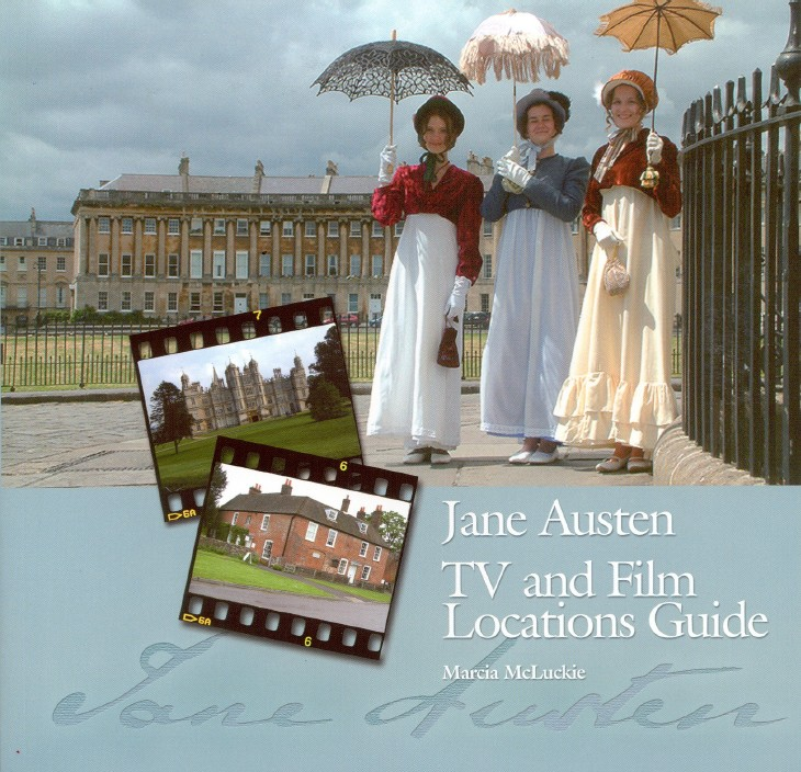 Jane Austen TV and Film Locations Guide