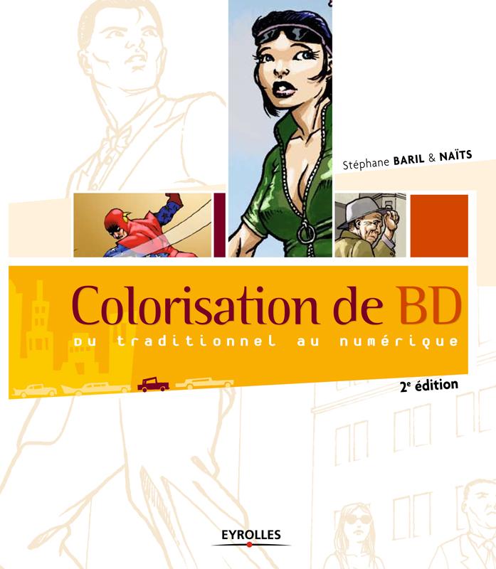 Colorisation de BD