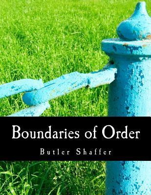 Boundaries of Order