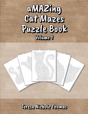 aMAZing Cat Mazes Pu...