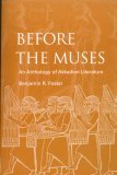 Before The Muses
