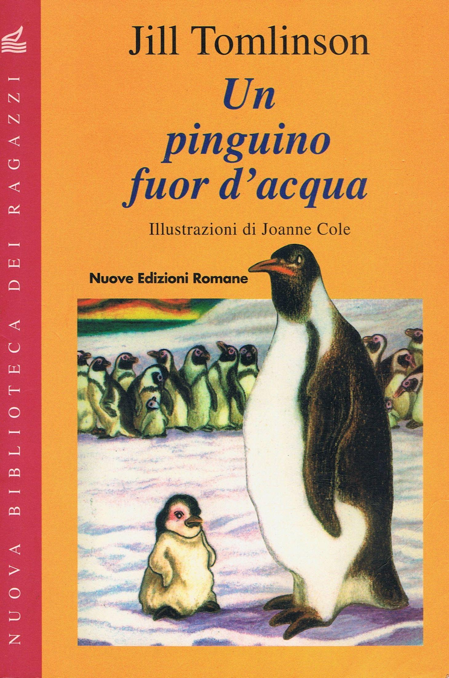 Un pinguino fuor d'acqua
