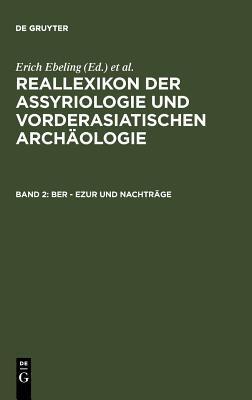 Reallexikon Der Assy...