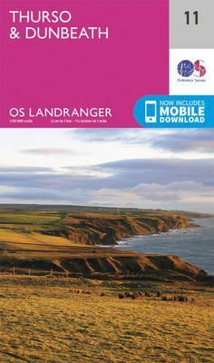 Landranger (11) Thurso & Dunbeath
