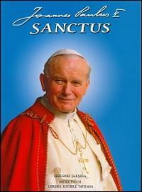Joannes Paulus II sanctus