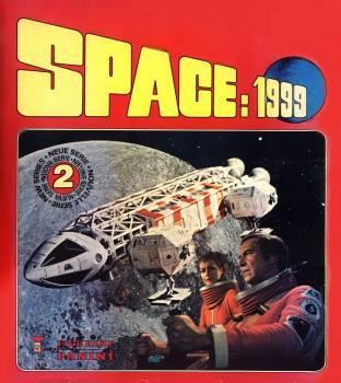 Space: 1999 - Collezione figurine - II stagione