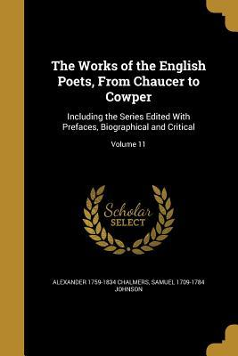 WORKS OF THE ENGLISH POETS FRO