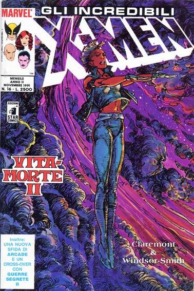 Gli Incredibili X-Men n. 016